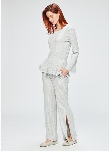 Dagi Pijama Takım Gri